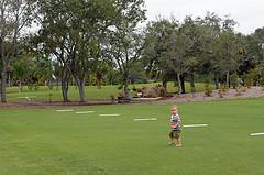 4. Поле для гольфа