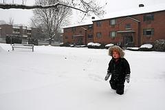 32. Покоритель снежной целины