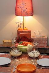 7. Праздничный стол