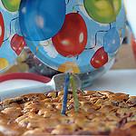11. Борисин день рождения - зажигаем свечки