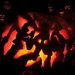 31. Monster pumpkin