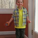 2. Модный ребенок