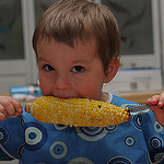 6. Бориска любит кукурузу