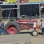 67. Старый трактор