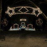Еще с Christmas Festival of Lights