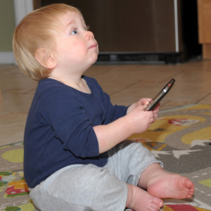 Максик и телефон