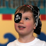 Юный пират